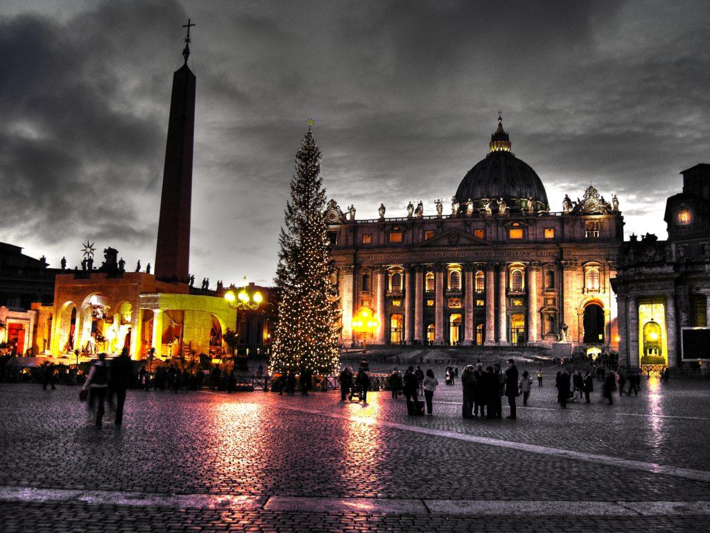 Immagini Natale 1024x768.Natale A Roma La Foresteria Roma Luxury Suites Fontana Di Trevi